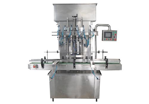 液体灌装机 灌装机