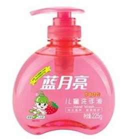 洗手液灌装机灌装效果
