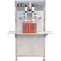 半自动润滑脂灌装机-润滑油灌装机