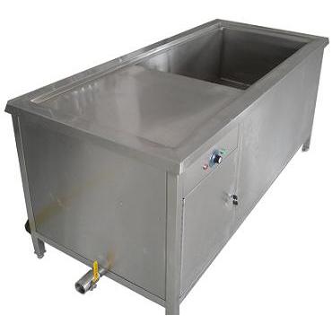 半自动超声波洗碗机