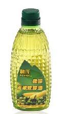 小瓶装玉米油灌装样品