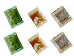 袋包装油类产品样品