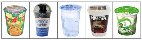 奶茶自动封口机客户案例