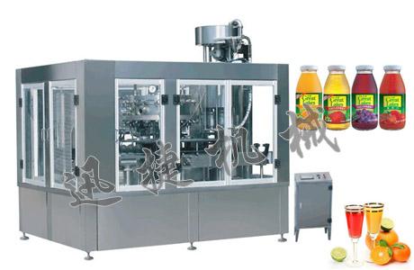 果汁灌装机