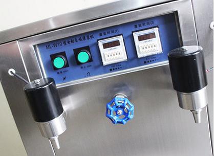 电动小型定量灌装机 细节